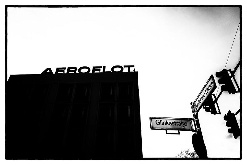 Aeroflot Berlin