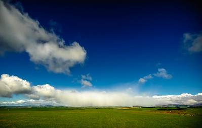 Big Sky Country The Magic Land Middlemarch, New Zealand