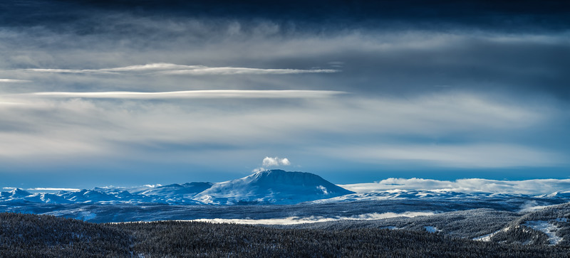 Gaustatoppen<br /> The Magic Mountain<br /> Rjukan<br /> Norway