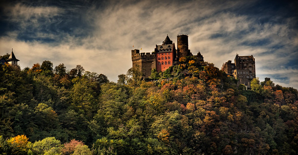 Autumn on The Rhine
