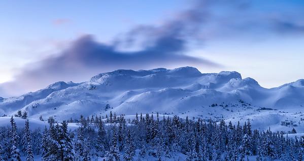 Welcoming the New Day Gaustablikk Rjukan Norway