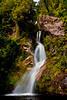 Dorothy Falls<br /> Lake Kaniere<br /> New Zealand