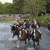 Peebles Beltane - Fording the Tweed
