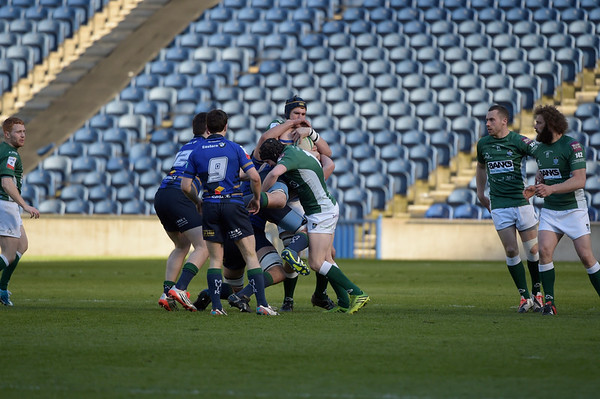 BT Cup Final - Hawick vs Boroughmuir