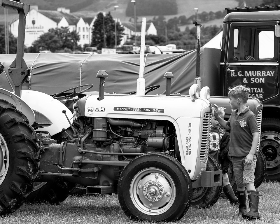 Peebles Agricultural Society Grand Open SHow