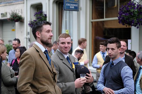 Hawick Common Riding - Friday