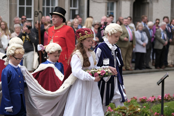Peebles Beltane - Red Letter Day