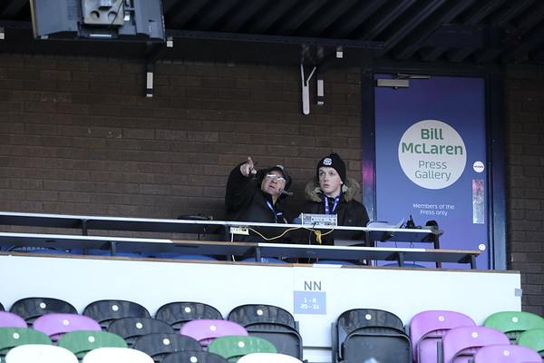 02.02.2019.  BT Murrayfield Stadium, EDINBURGH, UK.    (Photo: Rob Gray  ) 07970 836 888 robgrayphotographer.co.uk