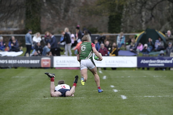 Aberdeen Standard Investments Melrose Sevens - Kings of the Sevens Tournament