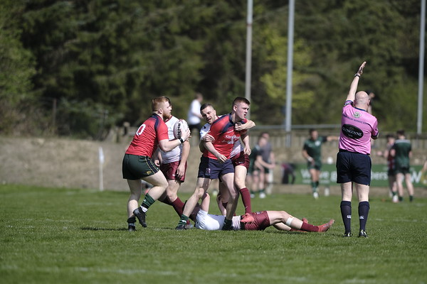 BSW Timber Group, Hawick Sevens, Part of the Kings Of the 7s series, takes place at Hawick RFC, Mansfield Park, Hawick.