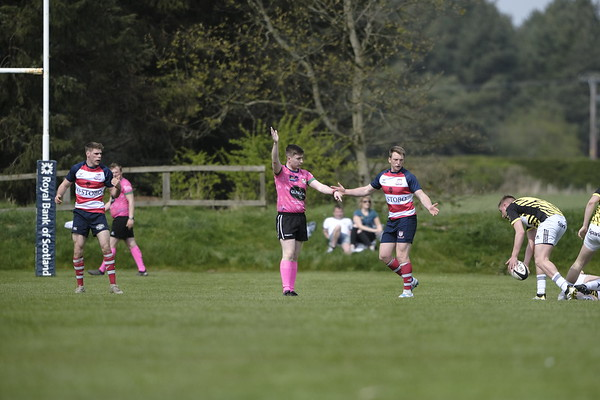 Kelso & Lothian Harvesters Berwick Sevens - Kings of the Sevens 2019 - Round 5