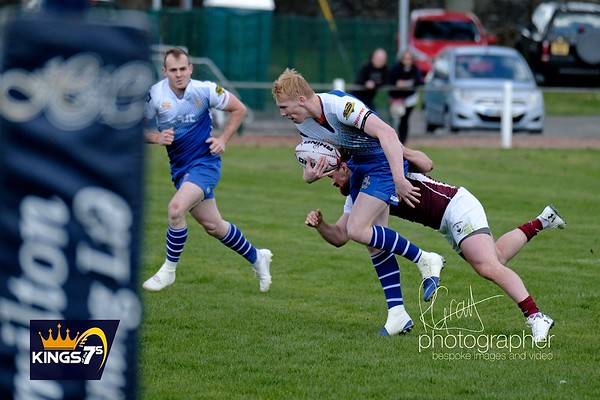 Heard Hamilton Financial Planning Ltd, 100th Selkirk Sevens - Kings of the Sevens Tournament
