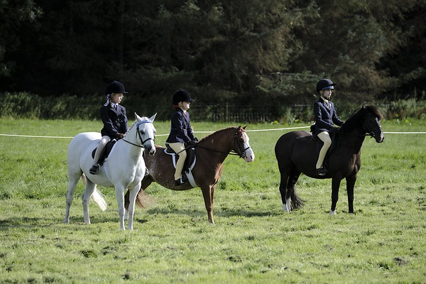 Peeblesshire Agricultural Society's Annual Show