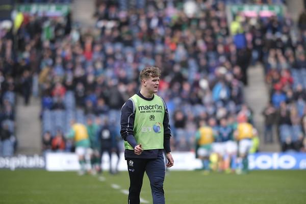 G6N2019 - Round Two - Scotland vs Ireland