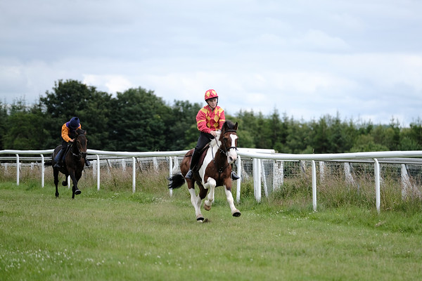 Hawick Horse Racing Assoc - Flapping