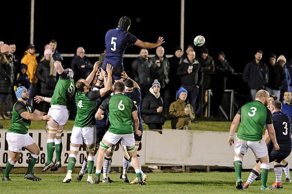 Dalriada Cup, Scotland vs Ireland