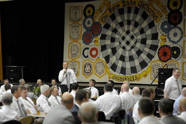Braw Lads Gathering 2013Ceremonials