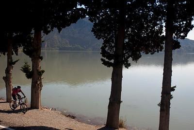 ,Pantà de Sant Llorenç de Montgai, comarca de la Noguera, riu Segre. Sant Llorens de Montgai, pantano de Sant Llorens de Montgai,