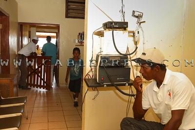 ,Honduras,.Mosquitia, la Mosquitia, , hospital,