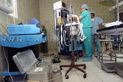 ,Honduras,.Mosquitia, la Mosquitia, , hospital, , instrumental, cirugia, operacion,