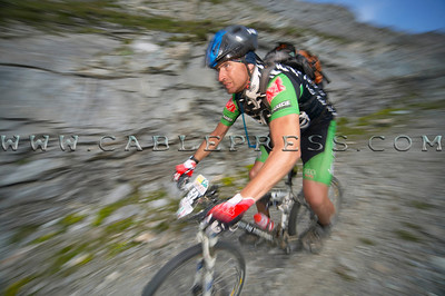,Ironbike 2008, btt, MTB, Alpes ,descenso