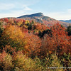 Fall foliage along the Kancamagus Highway in New Hampshire