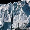 Striated glacial ice, Glacier Bay National Park, Alaska