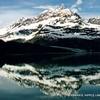 Glacier Bay reflection, Alaska
