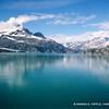 Entering Glacier Bay National Park, Alaska