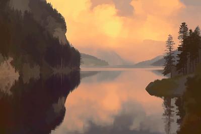 Lake Marmorea
