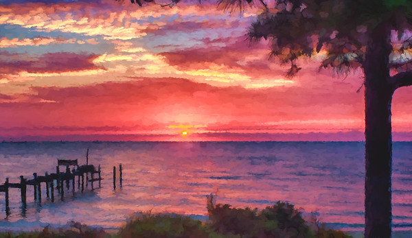 Chesapeake Bay Dawn