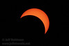 Eclipse time-lapse shots after totality (8/21/2017, 6152 Northwest Danube Dr., Madras eclipse trip)<br /> EF400mm f/5.6L USM +2x III @ 800mm f11 1/320s ISO400
