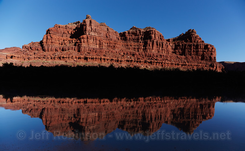 (10/14/2014, Colorado River tour: Potash to Mussleman Canyon, Canyonlands NP)<br /> EF24-105mm f/4L IS USM @ 24mm f/8 1/1250s ISO400