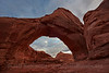 (9/8/2013, Goulding Arch (Hidden Arch), Goulding's Monument Valley Camp Park, 2013 Utah)<br /> 15-30mm @ 15mm f/7 1/80s ISO400