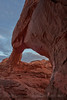 (9/8/2013, Goulding Arch (Hidden Arch), Goulding's Monument Valley Camp Park, 2013 Utah)<br /> 15-30mm @ 16mm f/8 1/80s ISO800