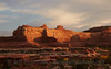(10/9/2014, Wooden Shoe Arch overlook, The Needles section, Canyonlands NP)<br /> EF24-105mm f/4L IS USM @ 105mm f/10 1/200s ISO640