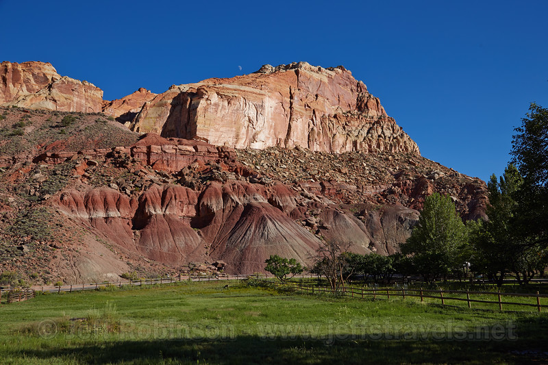 (9/12/2013, Gifford Farmhouse, Capitol Reef NP, 2013 Utah)<br /> EF24-105mm f/4L IS USM @ 32mm f/9 1/250s ISO125