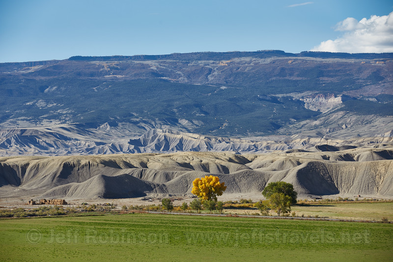 (10/19/2014, Grand Mesa Scenic Byway)<br /> EF70-200mm f/2.8L IS II USM @ 130mm f/6.3 1/400s ISO100