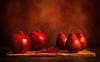 Pomegranates & Pears