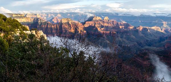 North Rim Grand Canyon ©Lindy Martin