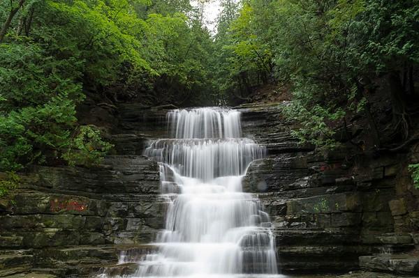 Waterfalls of Ontario ©Lindy Martin