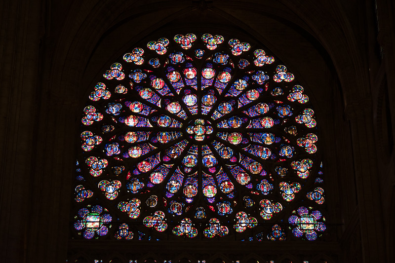 Rose Window ©Lindy Martin