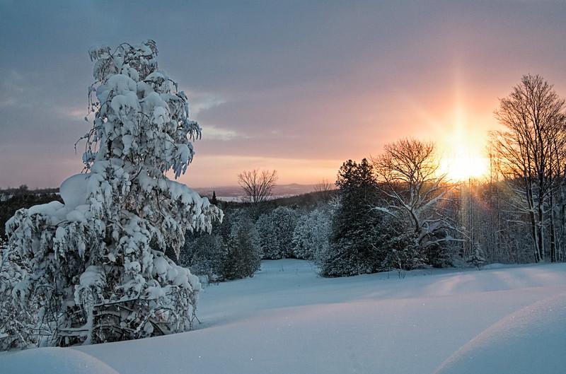 Dawn In Greater Bognor