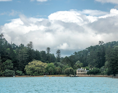 Mansion House Bay, New Zealand, Kawau Island, New Zealand
