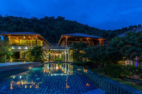Kalim Pool Villa