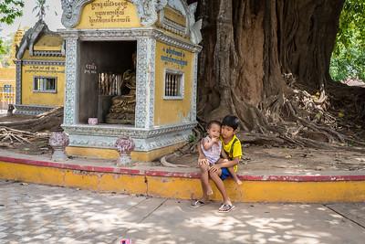Prachom Sakor Pagoda