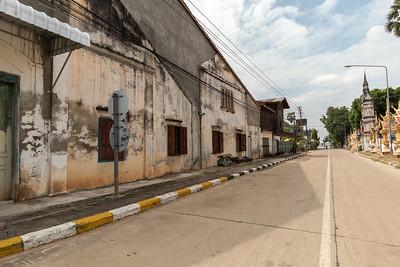 Downtown Savannakhet