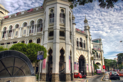 Old Railway Station - KL