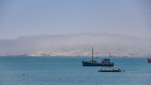Luderitz Harbour