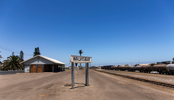 Walvis Bay Railway Station